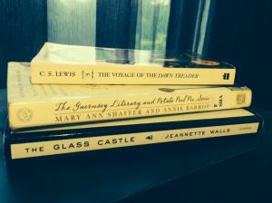 """Book Stack"" / Photo by Amanda Crocker"